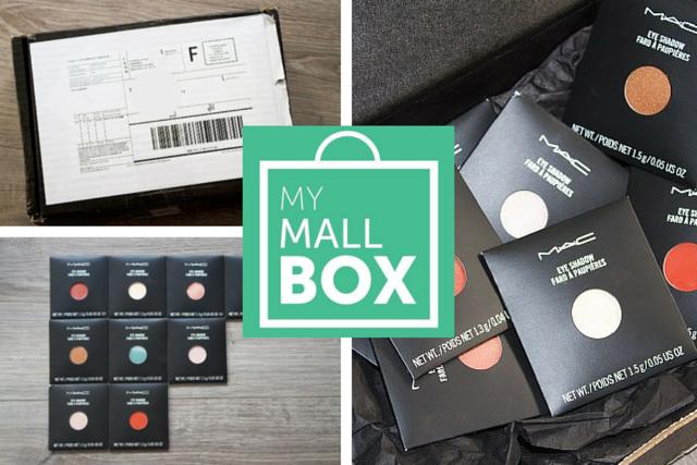 como funciona mymallbox comprar a maccosmetic en usa blogger sevilla larrobeauty