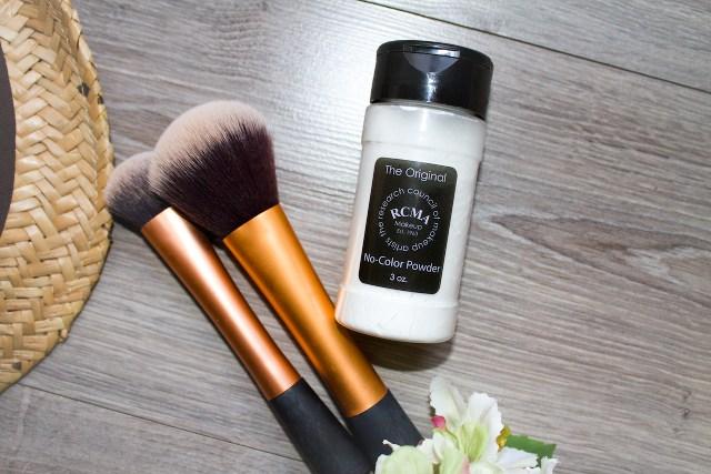 RCMA no colour powder-larrobeauty