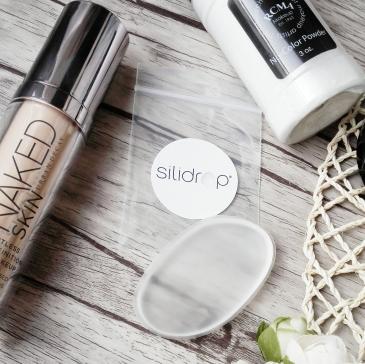 Silidrop La nueva esponja de silicona para maquillaje